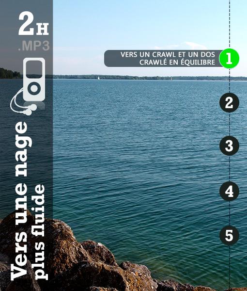 Feldenkrais pour la natation - atelier 1