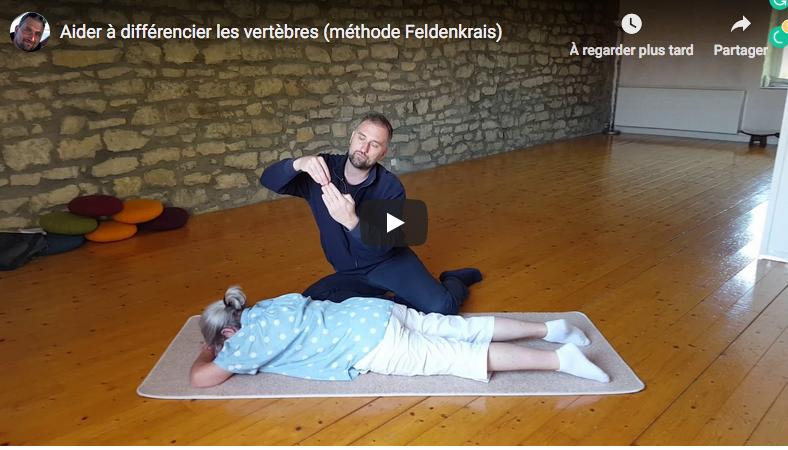 Présentation de la chaîne Youtube Vladimir Latocha Feldenkrais