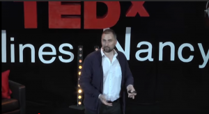 TEDx Vladimir Latocha zone de confort